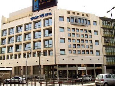 בניין קבוצת לוי יצחק