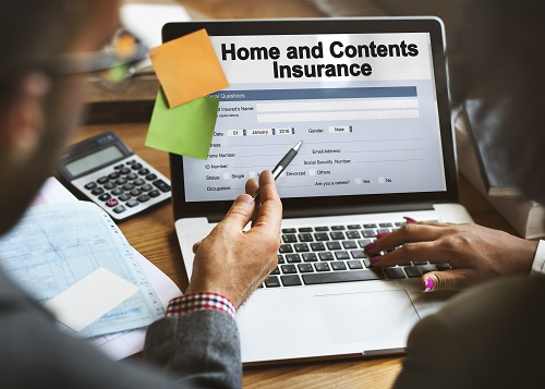 Home contents insurance